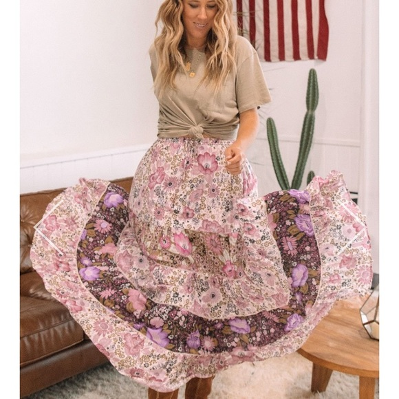 218282f7cd1 Spell   The Gypsy Collective Skirts